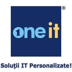 Sigla One IT- solutii IT personalizate